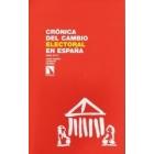 Crónica del cambio electoral en España