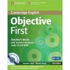 Objective First Certificate Teacher's Resources AudioCD/CD-ROM (Third ed.)