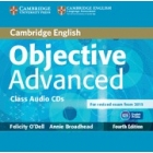 Objective Advanced. 4th Ed. Class Audio CDs (2015)