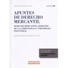 Apuntes de derecho mercantil 16 ed.