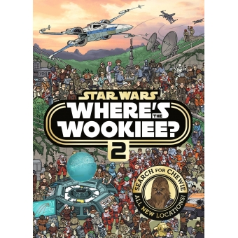 Where'S Wookiee 2 (Star Wars Search & Find)
