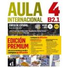 Aula internacional 4 (B2.1) Nueva edición. Libro del alumno + CD MP3 + Acceso Premium a Campus Difusión