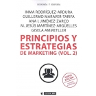 Principios y estrategias de marketing (vol.2)
