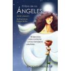 El libro de los ángeles (Cartoné). 40 ejercicios para contactar con los mensajeros celestiales.