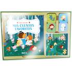 Mis cuentos favoritos (1 libro+1 puzle+1 juego de memoria)