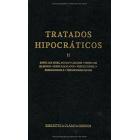 Tratados Hipocráticos, II: Sobre los aires, aguas y lugares. Sobre los humores. Sobre los flatos. Predicciones I. Predicciones II. Prenociones de Cos