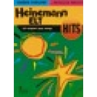 Heinemann ELT hits, 10 original pop songs. (Textbook + cassette)