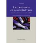 La convivencia en la sociedad vasca