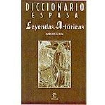 Diccionario de leyendas artúricas
