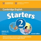 Starters 2 (CAmb. Younr Learners English Tests) Audio CD