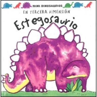 3D. Estegosaurio