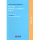 Ley de enjuiciamiento civil . 2 ed.