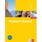 Passwort Deutsch 3. Kursbuch + 2CD (B1)