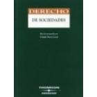 Derecho de Sociedades (2 ed.) 2011