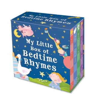 My Little Box of Bedtime Rhymes (4 books)