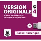 Version Originale 4. USB Multimédiaction