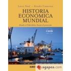 Historia económica mundial. Desde el Paleolítico hasta el presente
