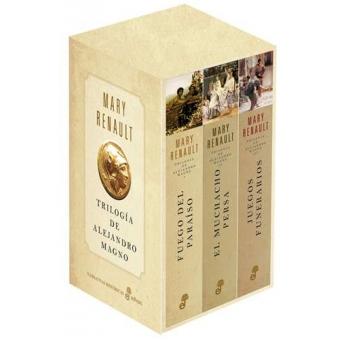 Trilogia de Alejandro Magno (estuche 3 vols)