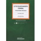 Ley de enjuiciamiento criminal (23ª edición, 2017)