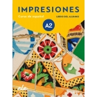 Impresiones A2 libro del alumno + licencia digital