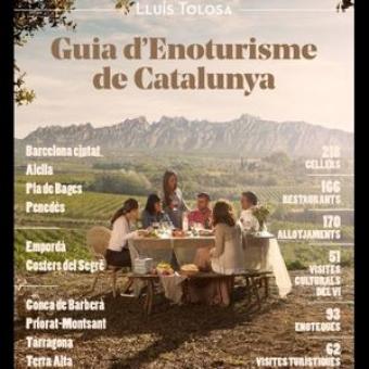 Guia d'Enoturisme de Catalunya