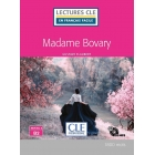 Madame bovary - lecture niveau b2 + CD 2ed