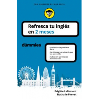 Refresca tu inglés en 2 meses (Con Dummies es más fácil)