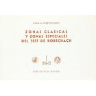 Zonas clásicas y zonas especiales del test de Rorschach.