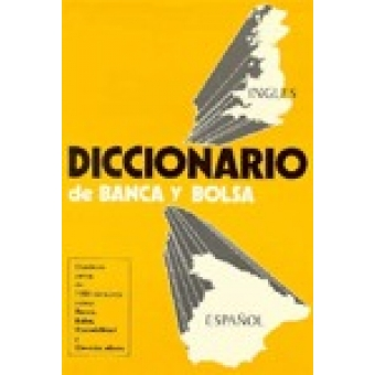 Diccionario de banca y bolsa inglés-español