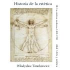 Historia de la estética, III: La estética moderna (1400-1700)