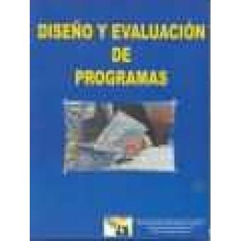 Diseño y evaluación de programas