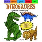 El meu primer llibre de dinosaures