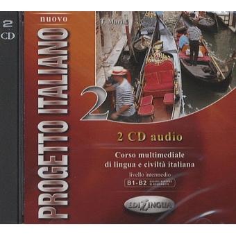 Nuovo progetto italiano 2. Audio CDs