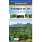 Paissatges del Ter. Mapa i Guia Excursionista 1/40.000