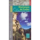 Muntanyes de Prades -Paratge Natural de Poblet-Siurana- E1/25.000