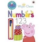Peppa Pig: Wipe-Clean numbers