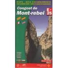 Congost del Mont-Rebei (1/20.000)