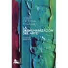 La deshumanización del arte y otros ensayos de estética
