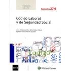 Código laboral y de seguridad social 2016