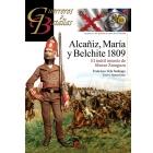 Alcañiz, María y Belchite 1809. El inútil intento de liberar Zaragoza