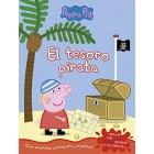 Peppa Pig. El tesoro pirata