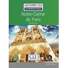 Notre-Dame de Paris. Niveau B1 (Lectures clé en français facile)