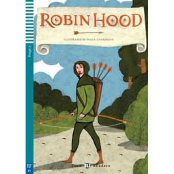 Teen ELI Readers - Robin Hood + CD - Stage 3 - B1 - Preliminary