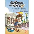 Els Forasters del Temps 8. L'aventura dels Vallbona als antics Jocs Olímpics