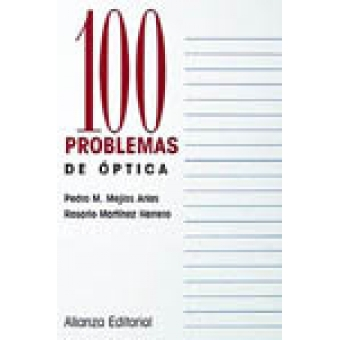 100 problemas de óptica