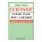 Dictionnaire économie : finance, banque, comptabilité : français-anglais-italien