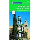 Barcelona-Cataluña/Barcelone et la Catalogne (Guide Vert)
