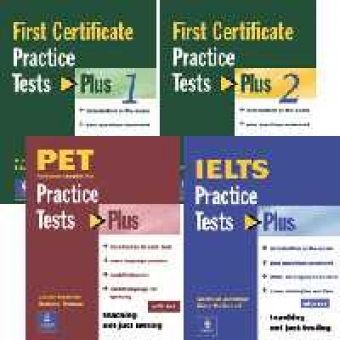 First Certificate Practice Tests Plus 2. (3 cassettes)