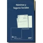 Nóminas y seguros sociales 2007