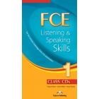 FCE Listening & Speaking Skills (for the revised Cambridge First Certificate B2) Class Audio CDs (set of 10)